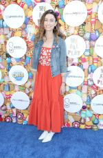 SAMANTHA GUTSTADT at We All Play Fundraiser in Los Angeles 04/28/2018