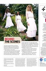 SAMARA WEAVING, LILY SULLIVAN and MADELEINE MADDEN in Foxtel Magazine, May 2018