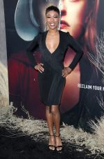"""SAMIRA WILEY at The Handmaid""""s Tale Season 2 Premiere in Hollywood 04/19/2018"""