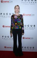 SAOIRSE RONAN at Focus Features Presentation at Cinemacon in Las Vegas 04/25/2018