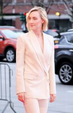 SAOIRSE RONAN at The Seagull Premiere at Tribeca Film Festival 04/21/2018