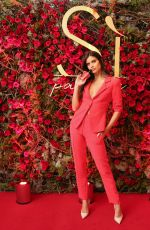 SARA SAMPAIO at Giorgio Armani Si Passione Fragrance & Vogue Launch in New York 04/05/2018