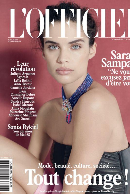 SARA  SAMPAIO for L