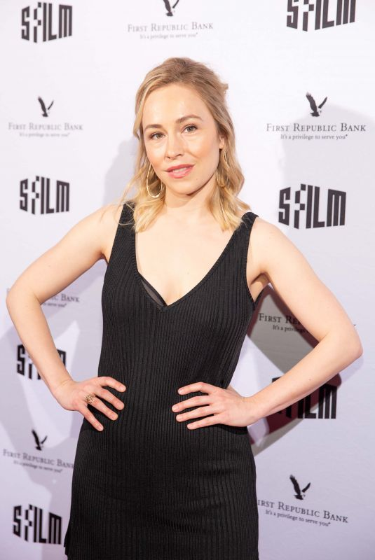 SARAH GOLDBERG at San Francisco Film Festivak 04/05/2018