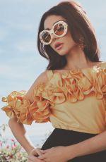 SARAH HYLAND for Modeliste Magazine, April 2018 Issue