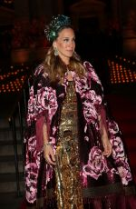 SARAH JESSICA PARKER at Dolce & Gabbana Alta Giorella Exhibition in New York 04/06/2018