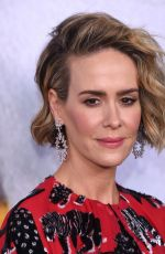 SARAH PAULSON at American Horror Story: Cult FYC Event in Los Angeles 04/06/2018