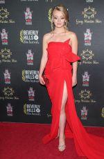 SAVANNAH KENNICK at 18th Annual International Beverly Hills Film Festival Opening Night 04/05/2018