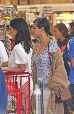 SELENA GOMEZ Shopping at Trader Joe