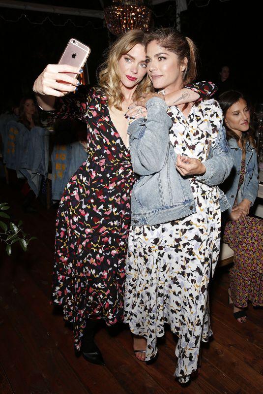 SELMA BLAIR and JAIME KING at Palisades Village A.L.C. Dinner in Los Angeles 04/17/2018