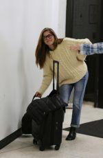 SELMA BLAIR at LAX Airport in Los Angeles 04/06/2018