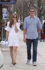 SELMA BLAIR Out Shopping in Los Angeles 04/21/2018