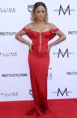 SERAYAH MCNEILL at Daily Front Row Fashion Awards in Los Angeles 04/08/2018