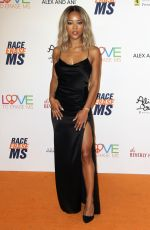 SERAYAH MCNEILL at Race to Erase MS Gala 2018 in Los Angeles 04/20/2018