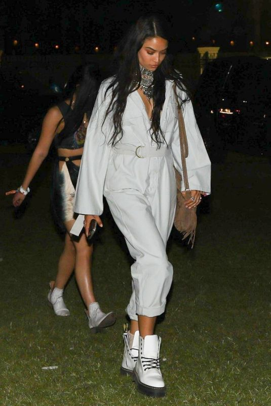 SHANINA SHAIK at Neon Carnival at Coachella Festival 04/15/2018