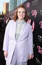 SHANNON PURSER at Tully Premiere in Los Angeles 04/18/2018