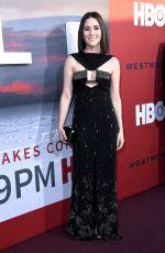 SHANNON WOODWARD at Westworld Season 2 Premiere in Los Angeles 04/16/2018