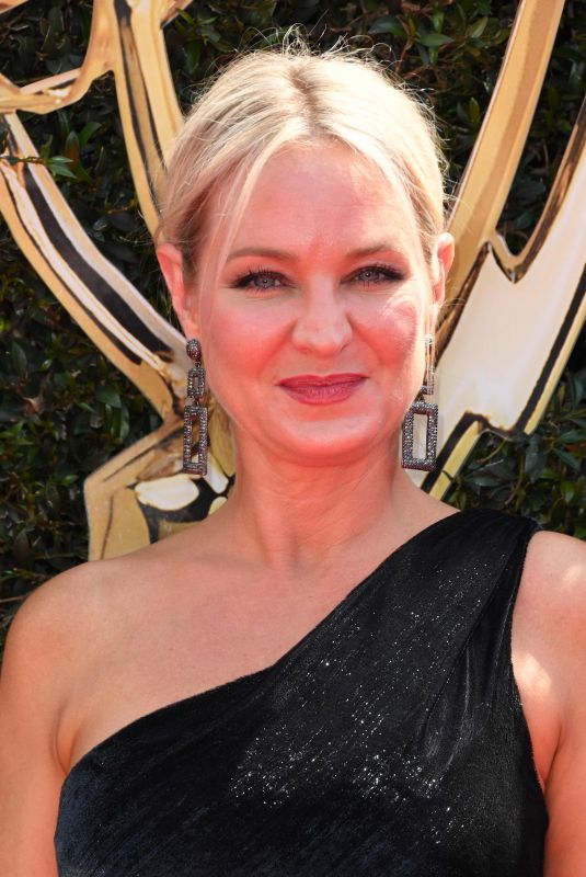 SHARON CASE at Daytime Emmy Awards 2018 in Los Angeles 04/29/2018
