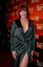 SHARON SEXTON at Bat Out of Hell Party in London 04/19/2018