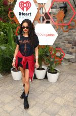 SHAY MITCHELL at Moviepass x Iheartradio Festival in La Quinta 04/15/2018
