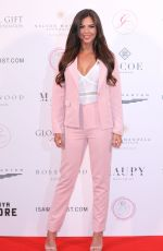 SHELBY TRIBBLE at Global Gift Nelson Mandela Centenary Dinner in London 04/24/2018