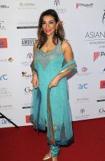 SHOBNA GULATI at Asian Awards in London 04/27/2018