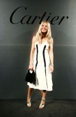 SIENNA MILLER at Cartier