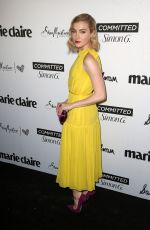 SKYLER SAMUELS at Marie Claire Fresh Faces Party in Los Angeles 04/27/2018