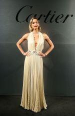SOFIA BOUTELLA at Cartier