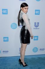 SOFIA CARSON at WE Day California in Los Angeles 04/19/2018