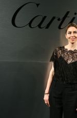 SOFIA COPPOLA at Cartier
