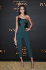 SOFIA RESING at Bvlgari Premiere at Tribeca Film Festival 04/26/2018