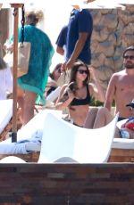 SOFIA RICHIE in Bikini on Vacation in Cabo San Lucas 03/29/2018