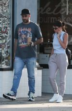 SOFIA RICHIE Out and About in West Hollywood 04/10/20018