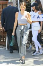 SOFIA RICHIE Out and About in West Hollywood 04/21/20018