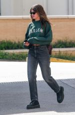 SOFIA RICHIE Out Shopping in Beverly Hills 04/12/2018