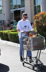 SOFIA RICHIE Out Shopping in Calabasas 04/17/2018