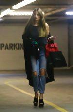 SOFIA VERGARA Arrives at Barneys New York in Beverly Hills 04/01/2018