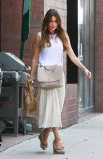 SOFIA VERGARA Out Shopping in West Hollywood 04/07/2018