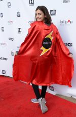 SONI BRINGAS at Lollipop Superhero Walk Benefiting Lollipop Theater Network in Los Angeles 04/29/2018
