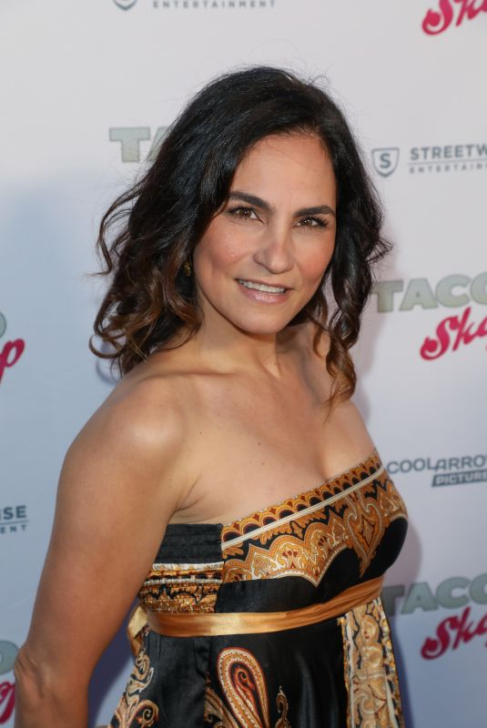 SONIA DORADO at Taco Shop Premiere in Los Angeles 04/23/2018