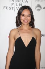 SONYA BALMORES at Bethany Hamilton Unstoppable Premiere at Tribeca Film Festival in New York 04/20/2018