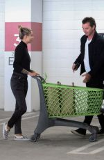 SOPHIA THOMALLA Out Shopping in Los Angeles 04/01/2018