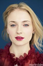 SOPHIE TURNER in Marie Claire Magazine,May 2018