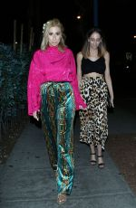 STACEY SOLOMON Night Out in Los Angeles 04/22/2018