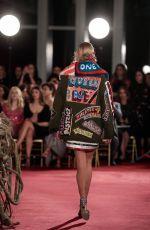 STELLA MAXWELL at Dolce & Gabbana Alta Moda Fashion Show in New York 04/08/2018