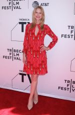 STEPHANIE MARCH at Sweetbitter Premiere at Tribeca Film Festival 04/26/2018