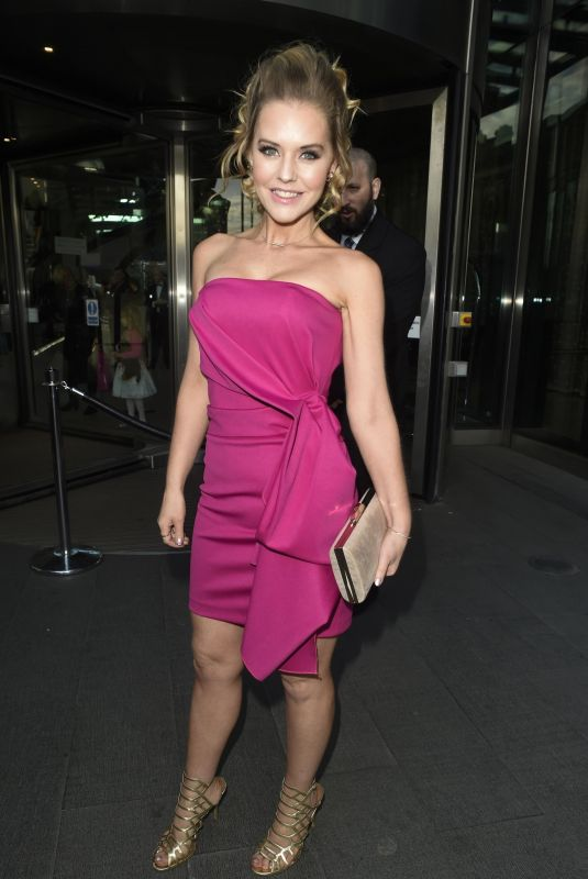 STEPHANIE WARING at Twinkle Ball for National Autistic Society in Manchester 04/28/2018