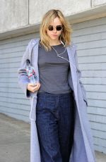 SUKI WATERHOUSE Out and About in Los Angeles 04/02/2018