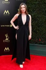 SUMMER CHASTANT at Daytime Emmy Awards 2018 in Los Angeles 04/29/2018